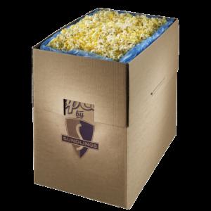 Valmiit popcornit